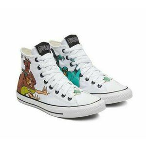 Converse Chuck Taylor All Star Hi Men's Scooby Doo Limited Sneaker Shoe 169076C
